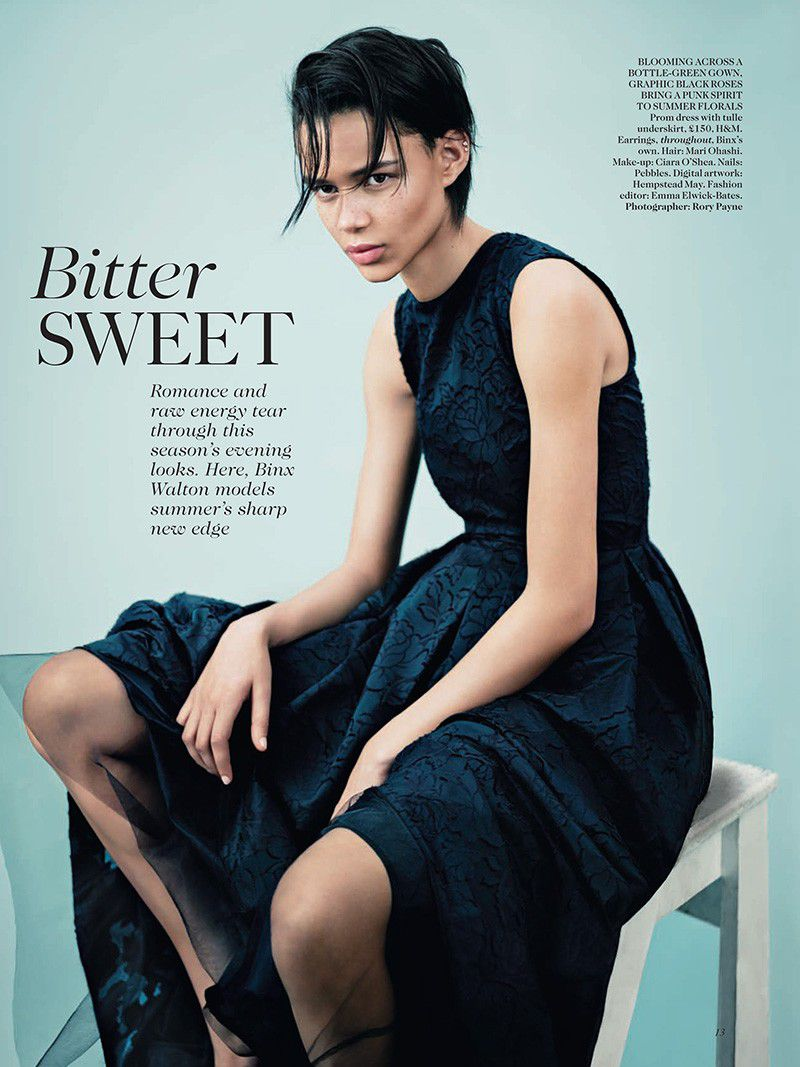 Bitter Sweet (British Vogue)