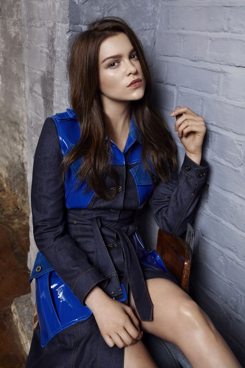 Credits for this picture: Sevda Albers (Photographer): models.com/Work/instyle-uk-actress-sophie-cookson