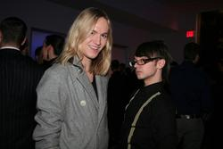 53Sean poses with Christian from Project Runway