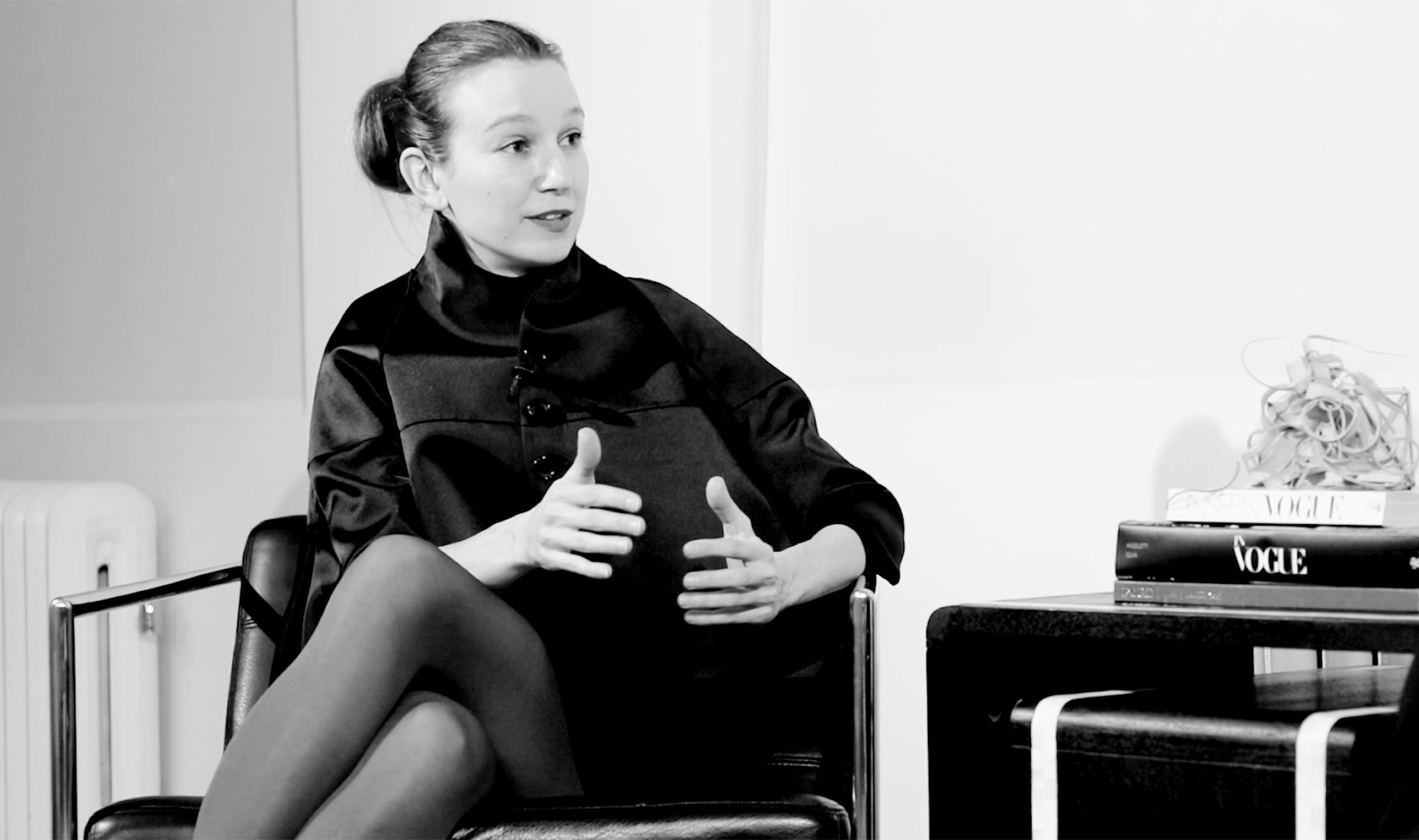 In Discussion With: Vogue's Helena Suric