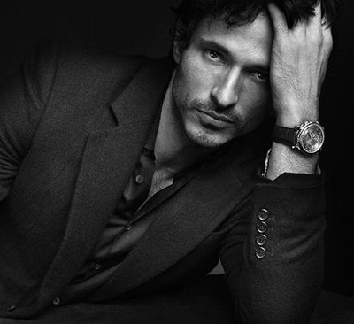 Andres Velencoso Segura - Ph: Sebastian Faena for David Yurman 2014