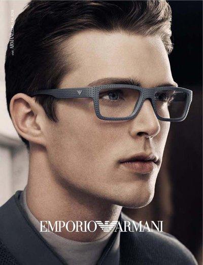 Nils Butler - Ph: Craig McDean for Emporio Armani F/W 13