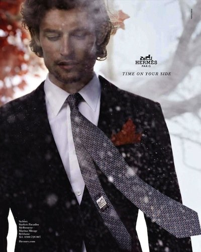 Wouter Peelen - Ph: Nathaniel Goldberg for Hermes F/W 12