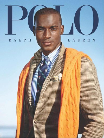 Corey Baptiste - Ph: Arnaldo Anaya-Lucca for Polo S/S 14