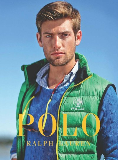 Justin Hopwood - Ph: Arnaldo Anaya-Lucca for Polo S/S 14