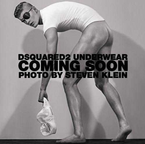 Matt Woodhouse - Ph: Steven Klein for Dsquared2 Underwear 2013