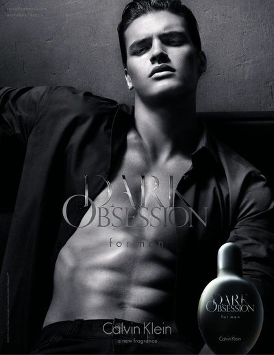 Matthew Terry - Ph: Daniel Jackson for Calvin Klein Obsession Fragrance 2014