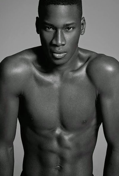 David Agbodji - Ph: Milan Vukmirovic for Made in Brazil 2014