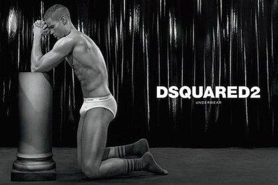 Travis Hanson - Ph: Steven Klein for Dsquared2 Underwear 2014
