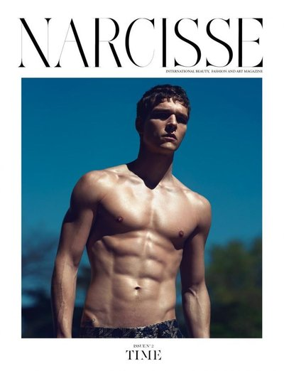 Alexandre Cunha - Ph: David Ferrua for Narcisse S/S 14