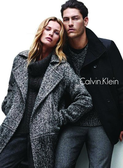 Tyson Ballou - Photo: Daniel Jackson for Calvin Klein White Label F/W 14