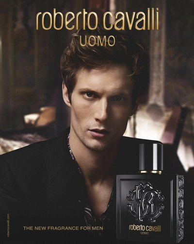 Felix Gesnouin - Ph: for Roberto Cavalli Uomo Fragrance 2016