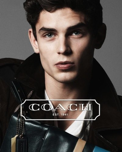 Arthur Gosse - Ph: David Sims for Coach S/S 13