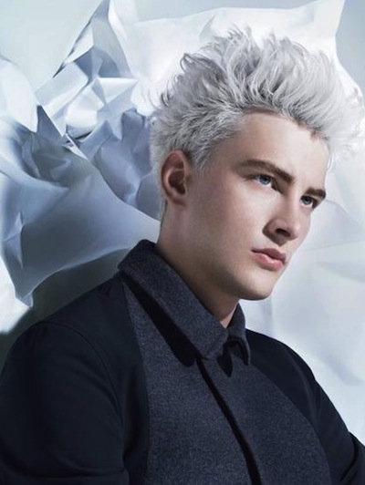 Benjamin Jarvis - Ph: Haruki Horukawa for Numero Homme China