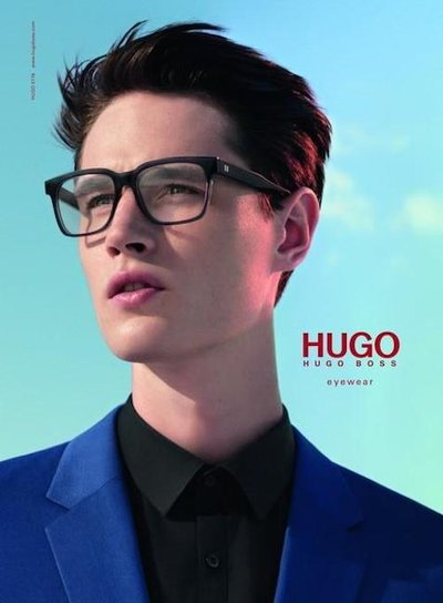 Andrew Westermann - Ph: Pierre Debusschere for Hugo Boss S/S 14
