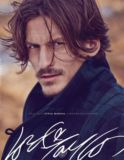 Jarrod Scott - Ph: for Lord & Taylor 2014