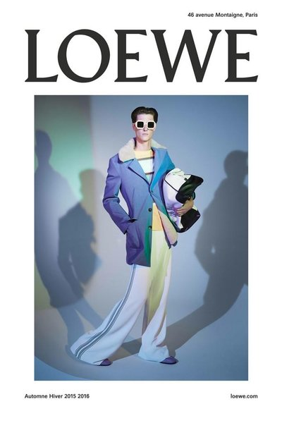 Marc André Turgeon - Ph: Steven Meisel for Loewe Fall 2015