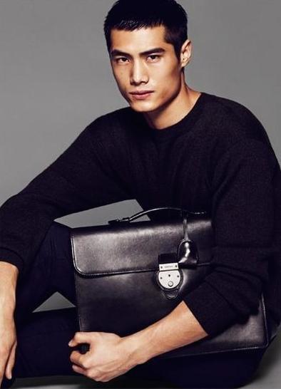 Hao Yun Xiang - Ph: for Harper's Bazaar Thailand S/S 15