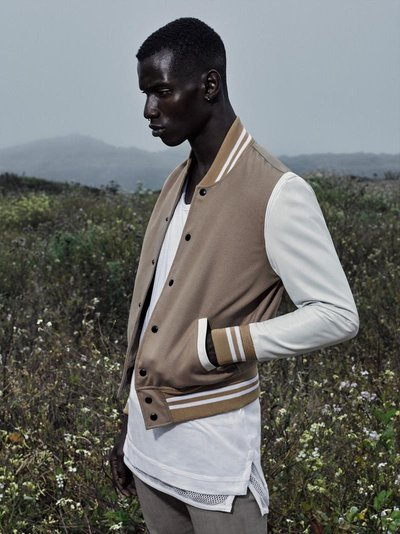 Adonis Bosso - Ph: Patrick Maus for John Elliott + Co F/W 15