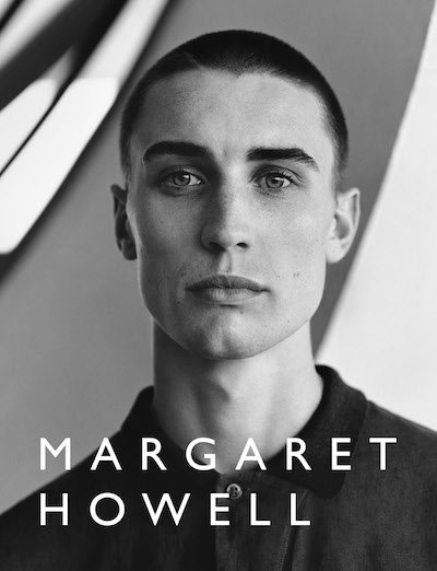 Michael Sharp - Ph: Alasdair McLellan for Margaret Howell S/S 15