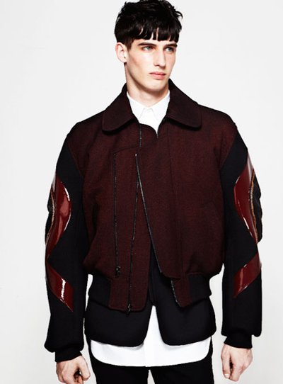 Ian Sharp - Ph: Jason Kim for Tim Coppens F/W 13