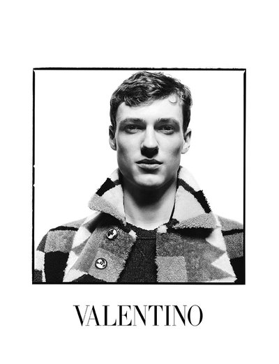 Tommaso de Benedictis - Ph: David Bailey for Valentino F/W 14