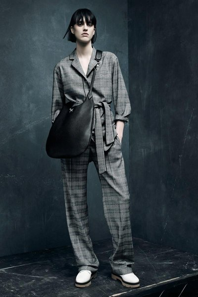 Sarah Brannon - Ph: for Alexander Wang Pre Fall 2015 Lookbook