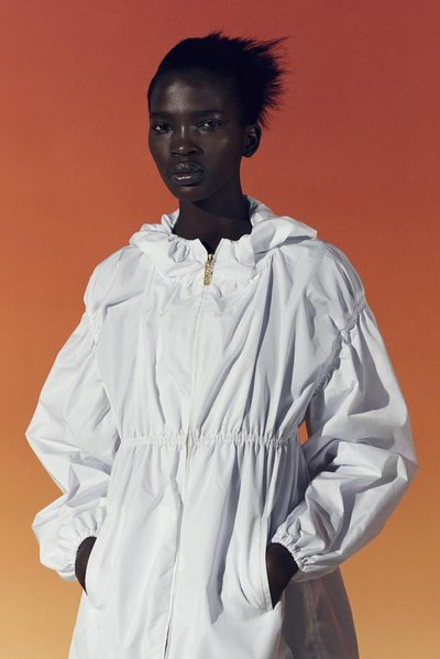 Aamito Lagum - Ph: Julia Noni for Kenzo May 2015