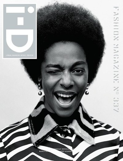 Karly Loyce - Ph: Alasdair McLellan for i-D Summer 2015