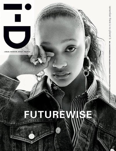 Selena Forrest - Ph: Daniel Jackson for i-D Summer 2016