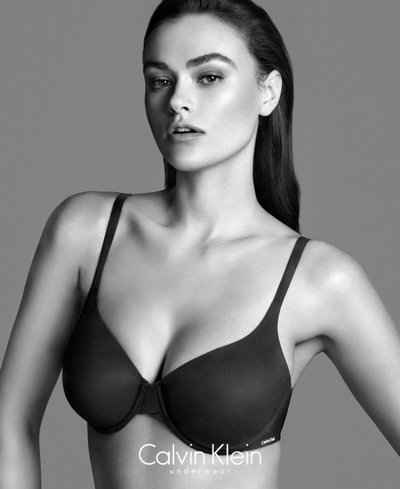 Myla Dalbesio - Ph. Lachlan Bailey for Calvin Klein F/W 14
