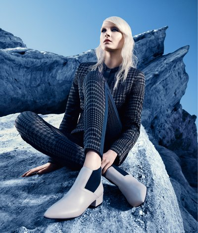 Maja Salamon - Ph. Pierre Debusschere for Hugo by Hugo Boss