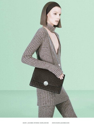 Phillipa Hemphrey - Ph: David Sims for Marc Jacobs F/W 15