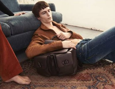 Jack Chambers - Ph: Glen Luchford for Gucci Pre Fall 2015