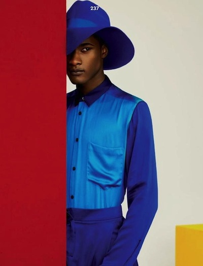 Jourdan Copeland - Ph: Michiel Meewis for Fucking Young