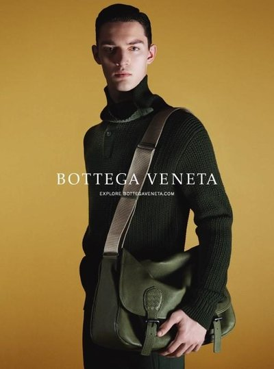 Otto Lotz - Ph: David Sims for Bottega Veneta