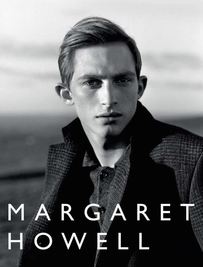 Charlie Ayres Taylor - Ph: Alasdair McLellan for Margaret Howell F/W 15
