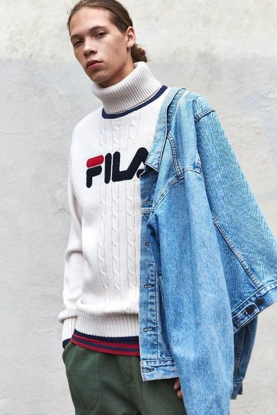 Christopher Fernandez - Ph: for Urban Outfitters/Fila Spring 2017
