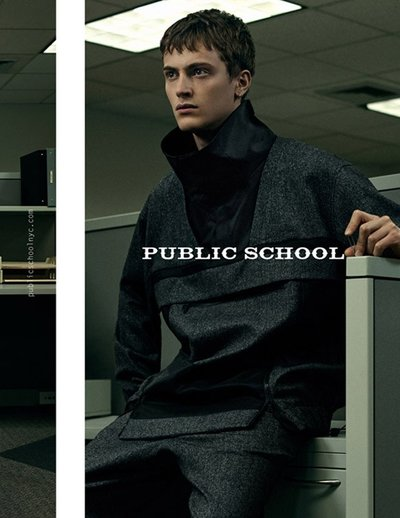 Sam Worthen - Ph: Gregory Harris for Public School F/W 15