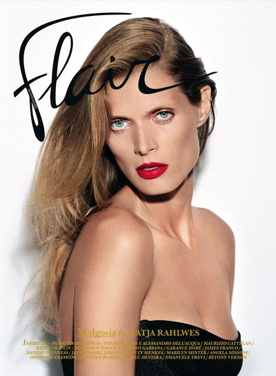 Malgosia Bela - Ph. Katja Rahlwes for Flair