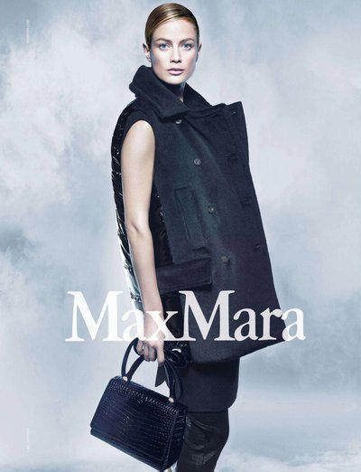 Carolyn Murphy - Ph. Mario Sorrenti for Max Mara