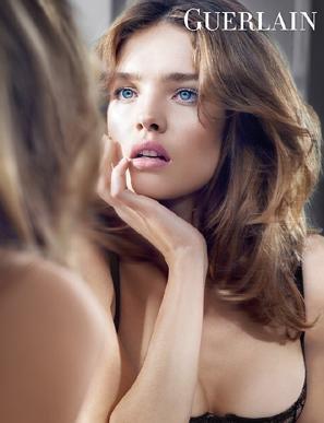 Natalia Vodianova - Photo: Guerlain Shalimar campaign