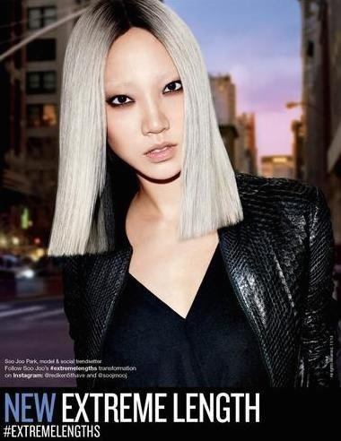 Soo Joo Park - Ph: For Redken 2015