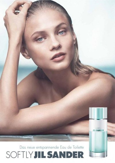 Anna Selezneva - Ph. Lachlan Bailey for Jil Sander Fragrance