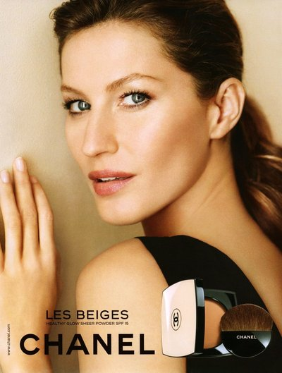 Gisele Bundchen - Ph. Chanel