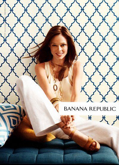Coco Rocha - Ph: Carter Smith for Banana Republic