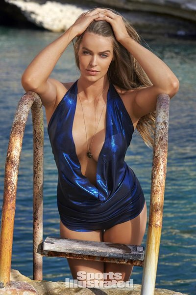 Robyn Lawley - Ph:Yu Tsai for Sports Illustrated Swimsuit 2016