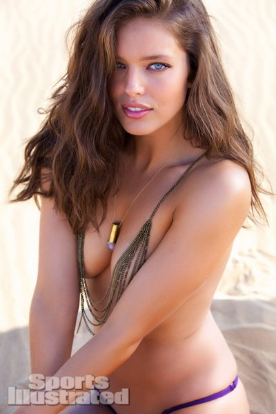 Emily DiDonato - Photo: Sports Illustrated
