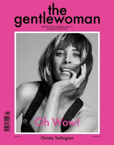 Christy Turlington - Ph: Inez & Vinoodh for Gentlewoman