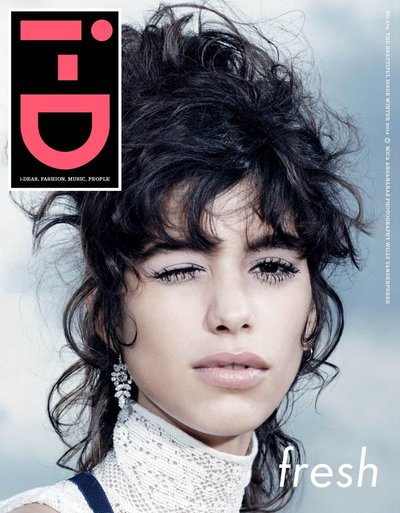 Mica Arganaraz - Ph. Willy Vanderperre for i-D
